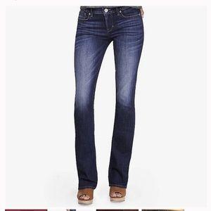 Denim - Express Barley Boot Stella Lowrise Jeans SZ 6R